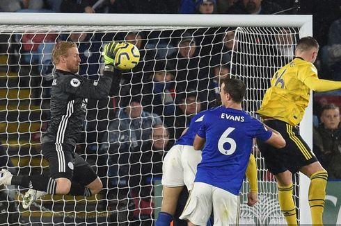 Hasil Liga Inggris, Chelsea Menang, Arsenal Dikalahkan Leicester City