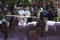 Menteri, Pimpinan Lembaga Negara, hingga Artis Hadiri Pemakaman Habibie