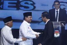 Tim Jokowi-JK Minta Waktu Debat Diundur untuk Menghormati Shalat Tarawih