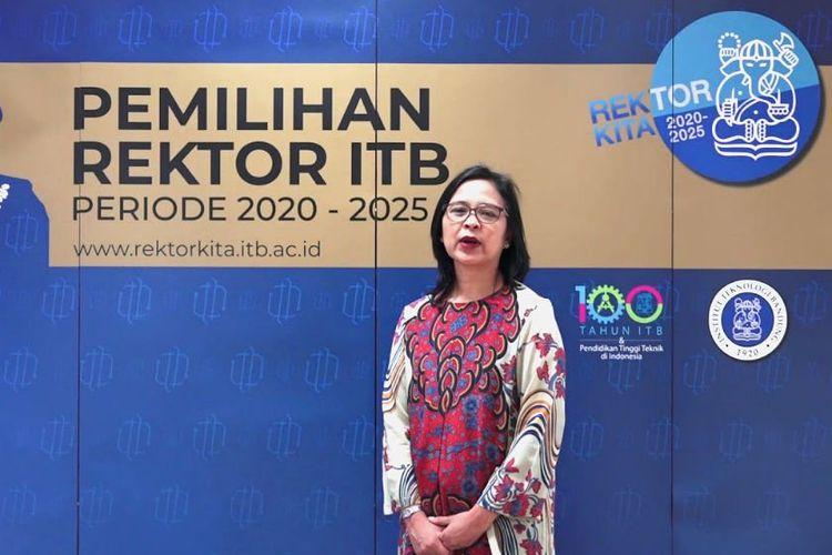 Reini D. Wirahadikusuma, Rektor ITB Terpilih 2019
