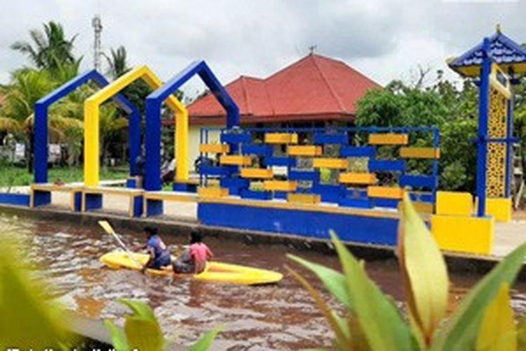 Kampung Tua, Pontianak, Kalimantan Barat.