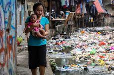 Kawasan Kumuh Indonesia yang Tertangani Baru 17,60 Persen