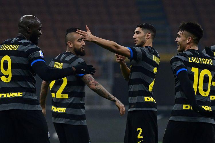 Juventus Vs Inter Milan, Nerazzurri Siap Tampil Habis-habisan