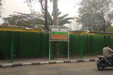 Sudin KUKMP Jakarta Selatan Tempatkan PKL di Trotoar