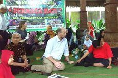 Kunjungi Sanggar Inklusi, Wakil Dubes Australia Dorong Inklusi Sosial Penyandang Disabilitas