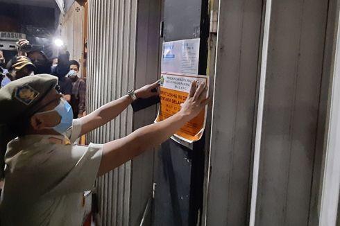 Melanggar Jam Malam, Kafe dan Rumah Makan di Kota Malang Dikenai Sanksi