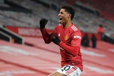 Man United Vs Newcastle, Rashford Bisa Kembali Lukai The Magpies