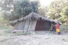 Kisah Ibu 6 Anak Penghuni Gubuk Reot, Saat Dibantu TNI Perbatasan RI-Timor Leste