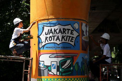 Mewarnai Jakarta ala Anies-Sandiaga...