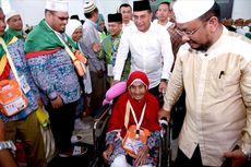 Lepas Kloter Haji Pertama, Gubernur Edy Rahmayadi Minta Doa...