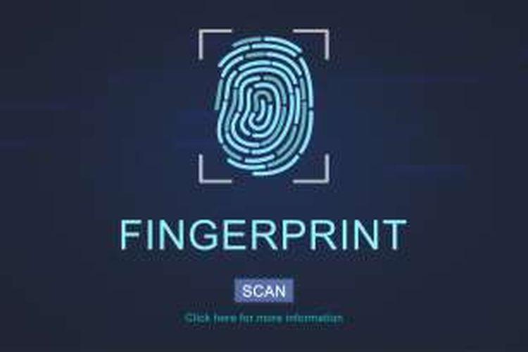 Fitur fingerprint mulai banyak diaplikasikan untuk keamanan ponsel pintar. Namun, tak banyak orang tahu cara kerja teknologi ini.