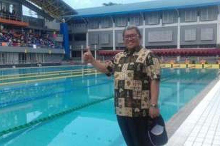 Gubernur Jawa Barat Ahmad Heryawan.