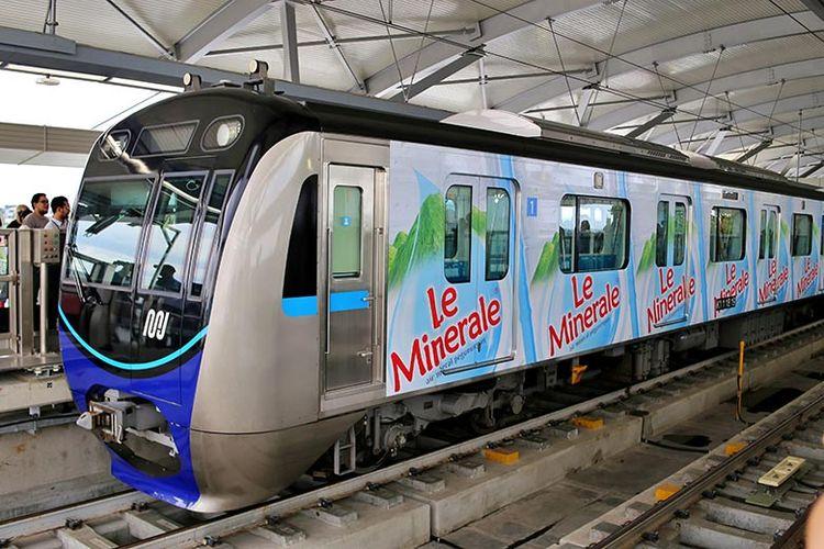 Perubahan jam operasional kereta MRT Jakarta