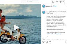 Perjalanan Turis Rusia Sergei Kosenko, Ceburkan Diri Bersama Motornya di Bali, Kini Dideportasi