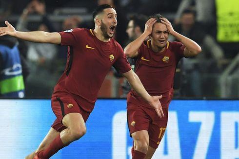 Berita Transfer, Bek AS Roma Gabung ke Napoli