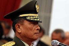 Moeldoko Calon Tunggal Panglima TNI