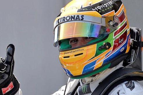 Lewis Hamilton Siap Tebus Hasil Buruk di GP Italia