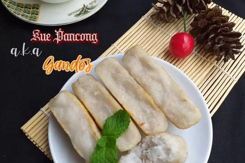 Resep Kue Pancong Khas Betawi, Pakai Tepung Beras dan Kelapa Parut