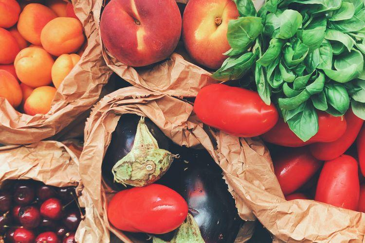 7 cara yang salah dalam menyimpan sayur dan buah