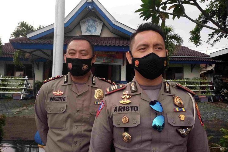 Kasat Lantas Polres Semarang AKP Muhammad Adiel Aristo