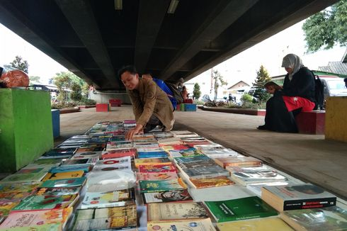 Perjalanan Perpustakaan Jalanan Karawang, dari