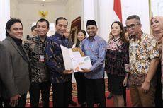 Jokowi: Glenn Fredly Tokoh yang Menginspirasi Anak Muda Indonesia