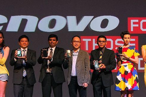 Pakai Intel, Smartphone Lenovo