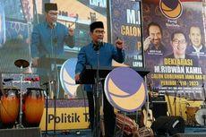 Ini Dua Kriteria Cawagub Jabar Pilihan Ridwan Kamil