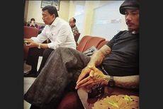 Wiranto Ditusuk, Jerinx SID: Lekas Sembuh Bro...