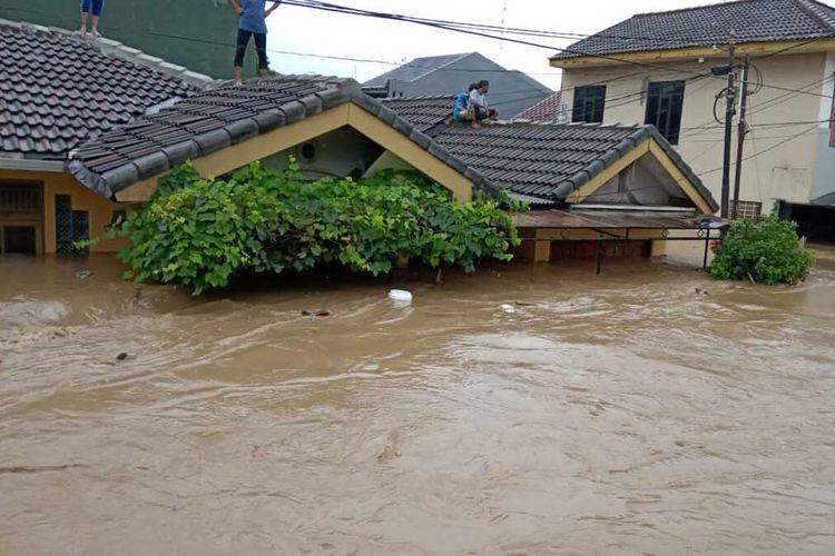 Image result for jakarta banjir