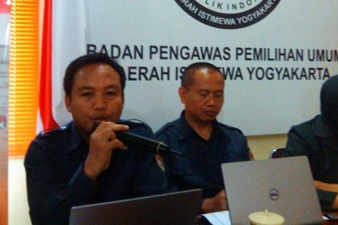 Bawaslu Benarkan Adanya Dua Operasi Tangkap Tangan di Yogyakarta
