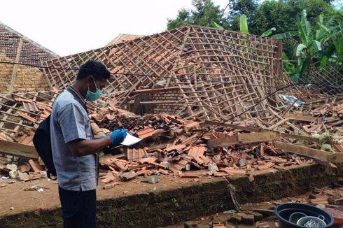 Mercon Meledak Robohkan Satu Rumah, Dua Anak Balita Tewas