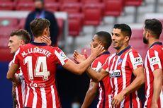 Atletico Madrid Vs Granada, Debut Sempurna Luis Suarez