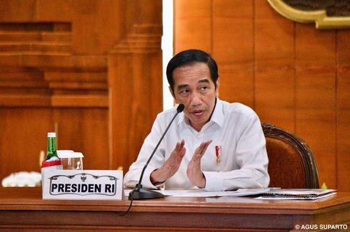 Jengkel, Jokowi Singgung Anggaran Kesehatan Rp 75 Triliun Baru Keluar 1,53 Persen