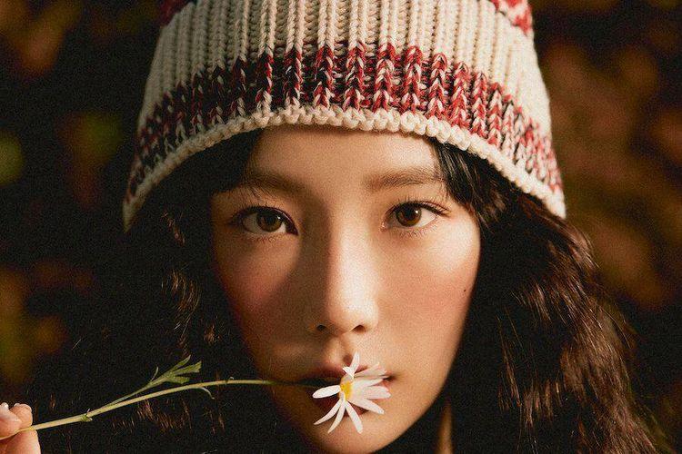 Leader girl group SNSD Taeyeon