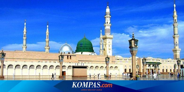 [POPULER PROPERTI] 10 Protokol Pembukaan Kembali Masjid Nabawi