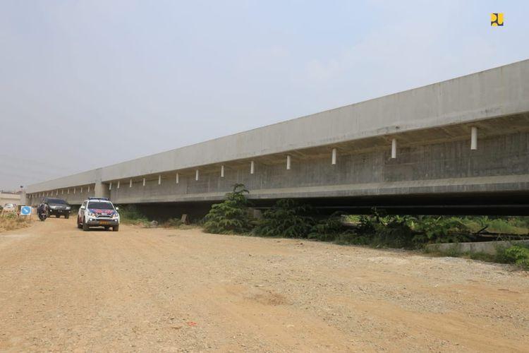 Jalan Tol Jakarta-Cikampek (Japek) II Selatan.
