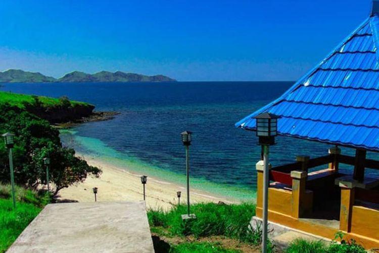 Foto : Tanjung Kajuwulu, salah satu destinasi yang tengah fokus dikembangkan Dinas Pariwisata, Kabupaten Sikka, NTT.
