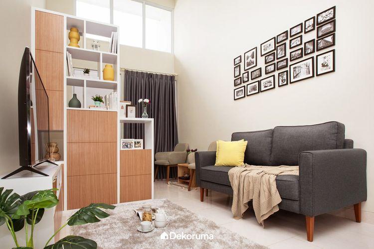 Dijamin, jika Anda mengadopsi prinsip-prinsip desain interior ini, rumah tidak akan terasa sumpek.