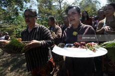 Sebelum Panen Raya, Petani di Blitar Gelar Ritual Manten Kopi