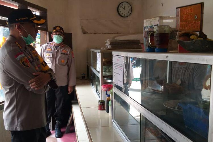 Kapolres Jakarta Barat Kombes Pol Audie Latuheru