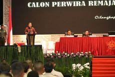 Wapres Kalla Minta Calon Perwira TNI-Polri Jaga Keharmonisan