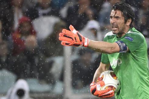 Buffon: Allegri Kurang Gila Dibandingkan Conte