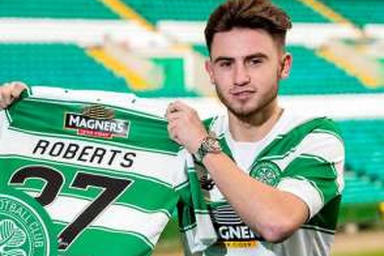 Gelandang Glasgow Celtic, Patrick Roberts, disebut memiliki permainan yang mirip dengan Lionel Messi.