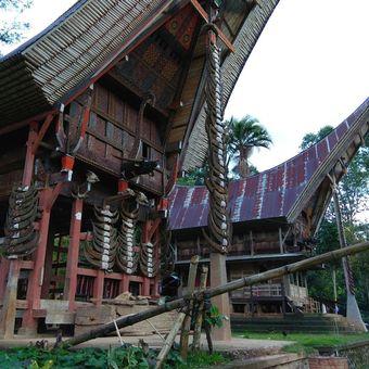 Beberapa Keunikan Rumah Adat Di Indonesia Halaman All Kompas Com