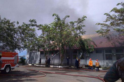 LP Banda Aceh Rusuh, Napi Bakar Barang-barang di Dalam Lapas