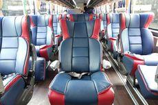 Mengapa Keamanan Kursi Bus Cukup dengan Sabuk Pengaman Dua Titik?
