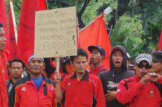 Buruh Demo Lagi, Minta Jokowi Jewer Pengusaha Nakal