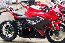 Induk Perusahaan Benelli Produksi Motor Sport 250 cc Mirip Panigale