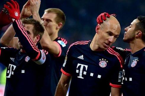 Hasil Liga Jerman, Bayern Terhindari dari Kekalahan di Kandang